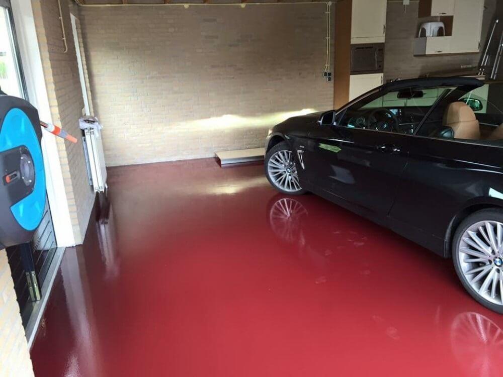 beton vloerverf coating