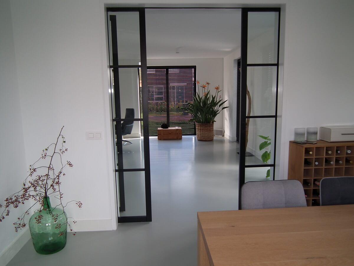 Kunststof gietvloeren indigo floor