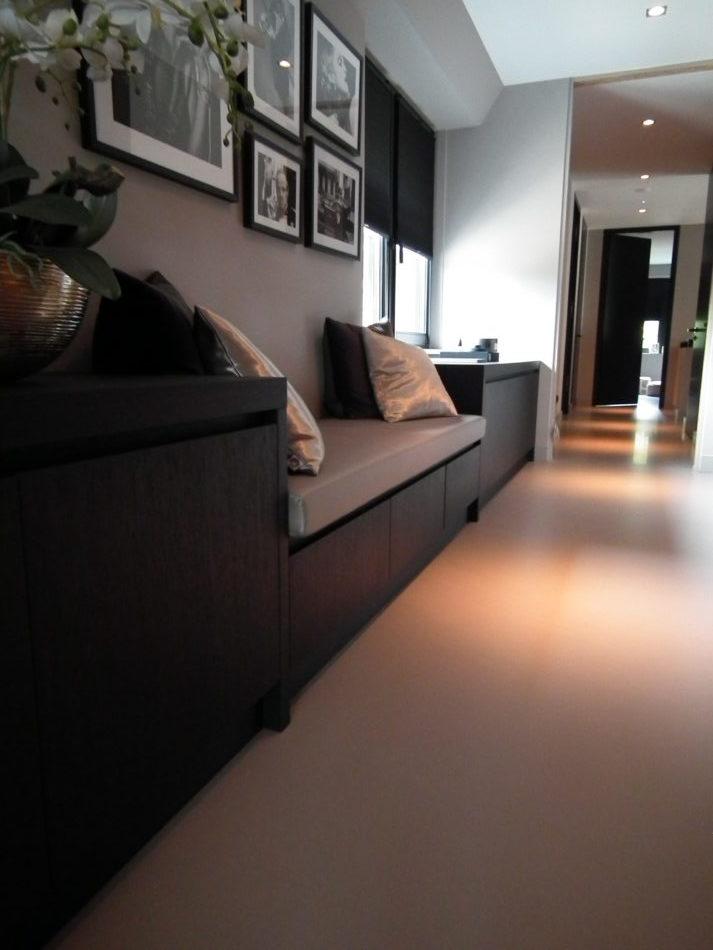 PU gietvloer Indigo Floor